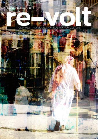 RE-VOLT MAGAZINE ISSUE 4 cover