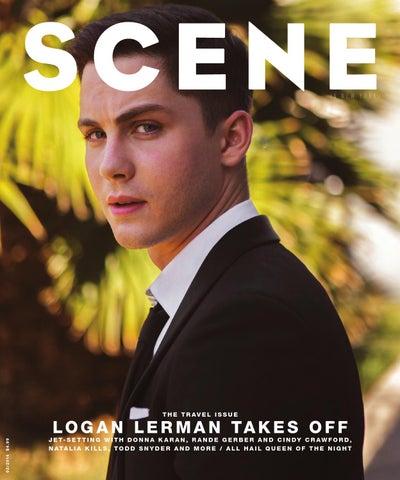 SCENE Magazine February 2014 cover