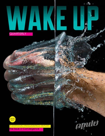 Wake Up: A Strategic Intel Report on Convergence cover