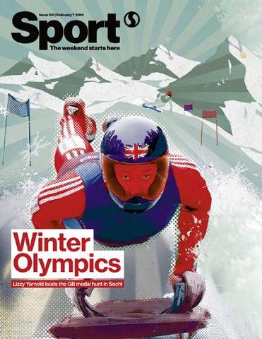 Sport magazine 341 cover