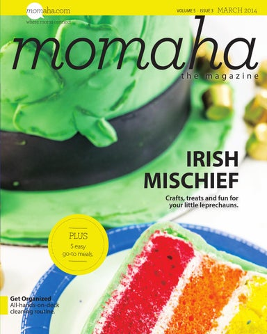 Momaha Magazine - March 2014