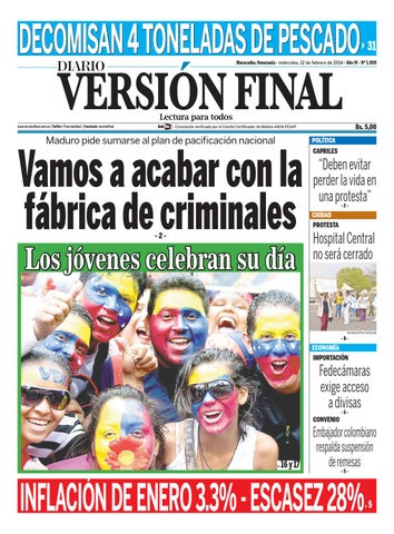 Prensa - Magazine cover