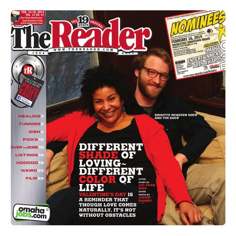 The Reader Feb. 13-19, 2014