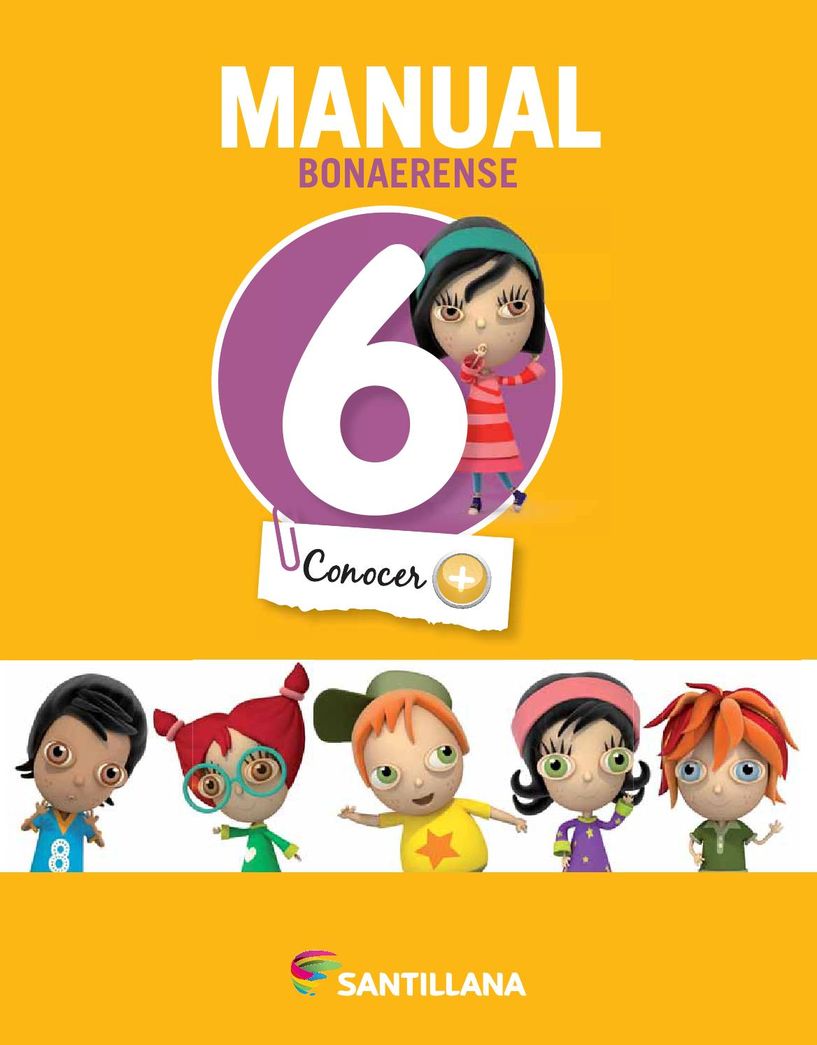 Issuu manual 6 bonaerense by mar a candelaria pagella for Carpetas para jardin de infantes