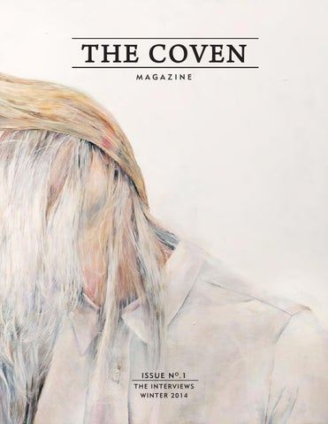 THE COVEN MAGAZINE | ISSUE ONE cover