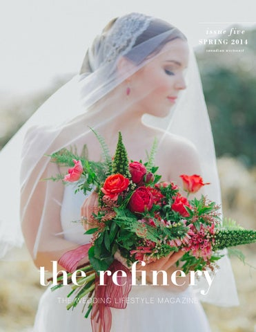 The Refinery Magazine - ISSUE V cover