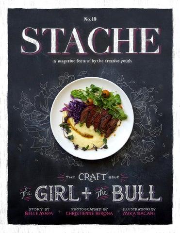 Stache February 2014 cover