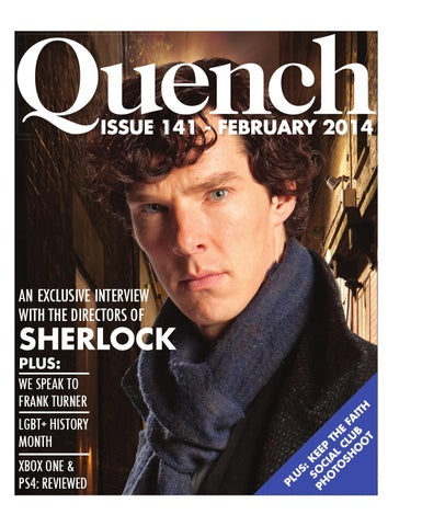 Quench 141 cover