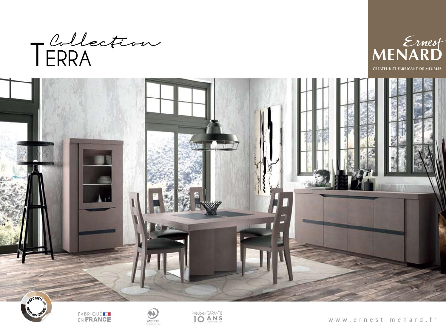 ernest menard terra by grazia mobili. Black Bedroom Furniture Sets. Home Design Ideas
