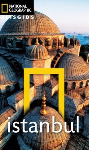 Inkijkexemplaar 'National Geographic Reisgids Istanbul'