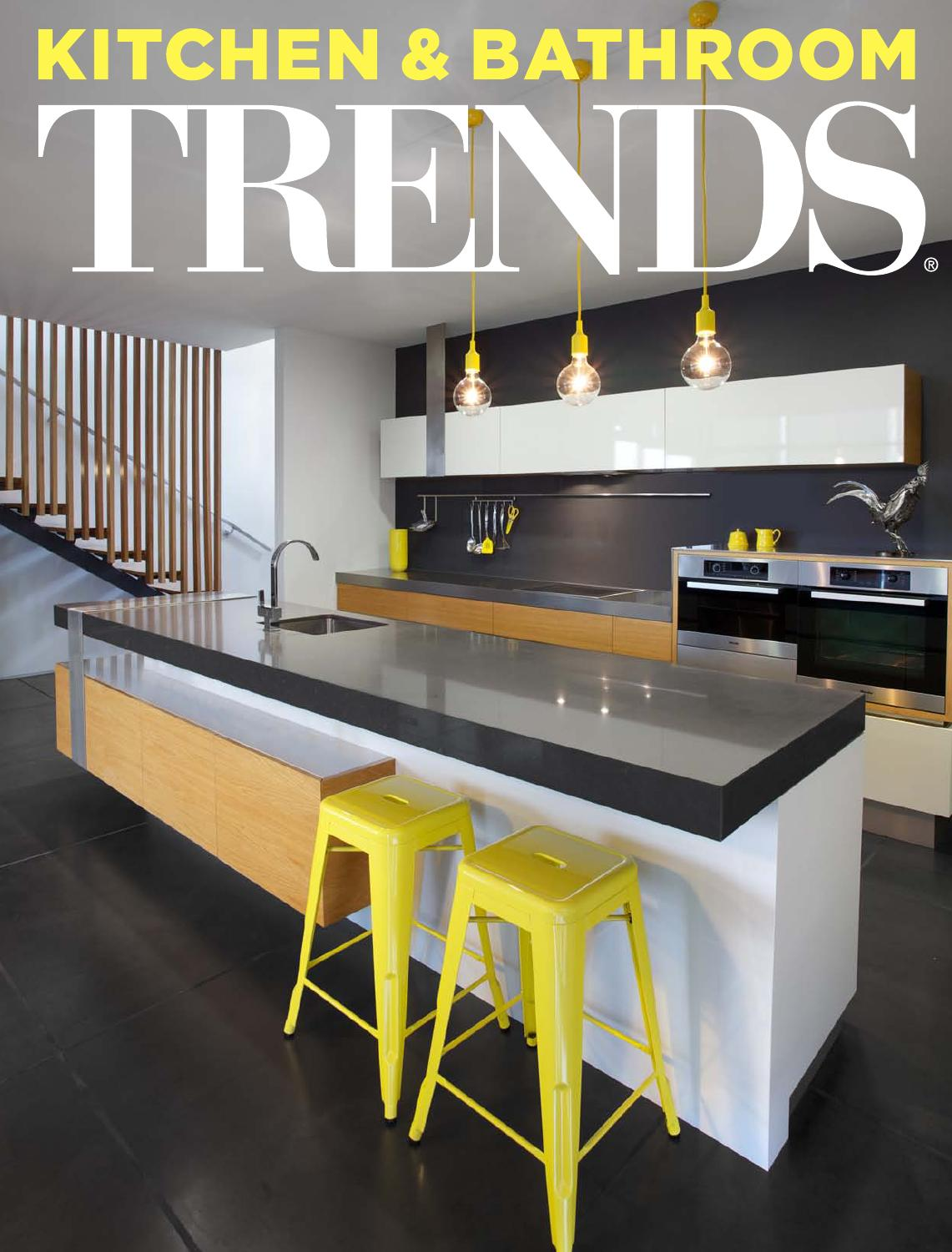 Kitchen Bathroom Trends New Zealand Vol 30 02 By