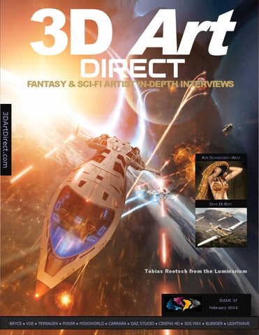 3D Art Direct Issue 37