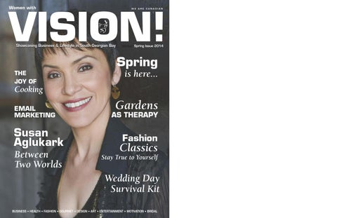 Women with Vision.™ - Spring, 2014