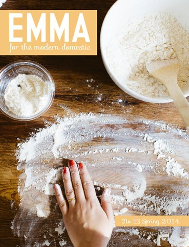 Emma Magazine cover