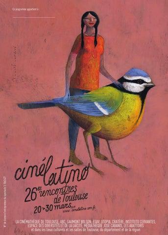 issuu cinelatino programme 2014 by cin latino. Black Bedroom Furniture Sets. Home Design Ideas