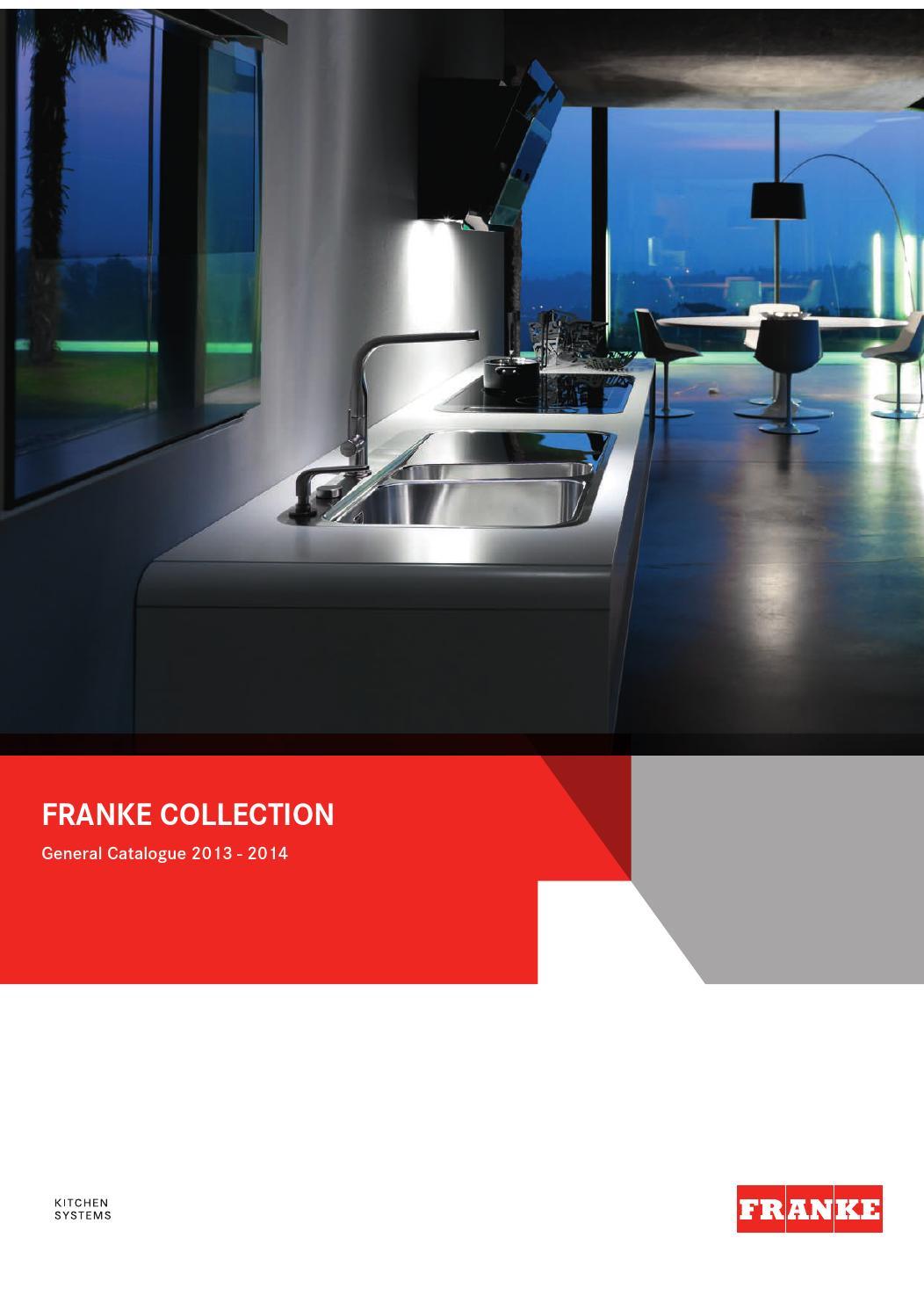Franke Appliances : ISSUU - Franke New Zealand 2013 by Kitchen Appliances