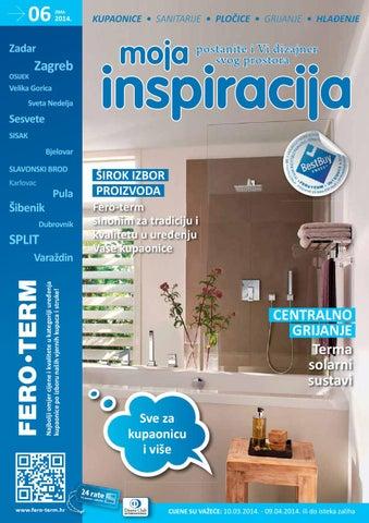 Fero-Term - Katalog inspiracije za uređenja kupaonice