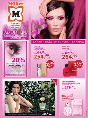 Muller katalog Parfumerija do 26.03.2014.