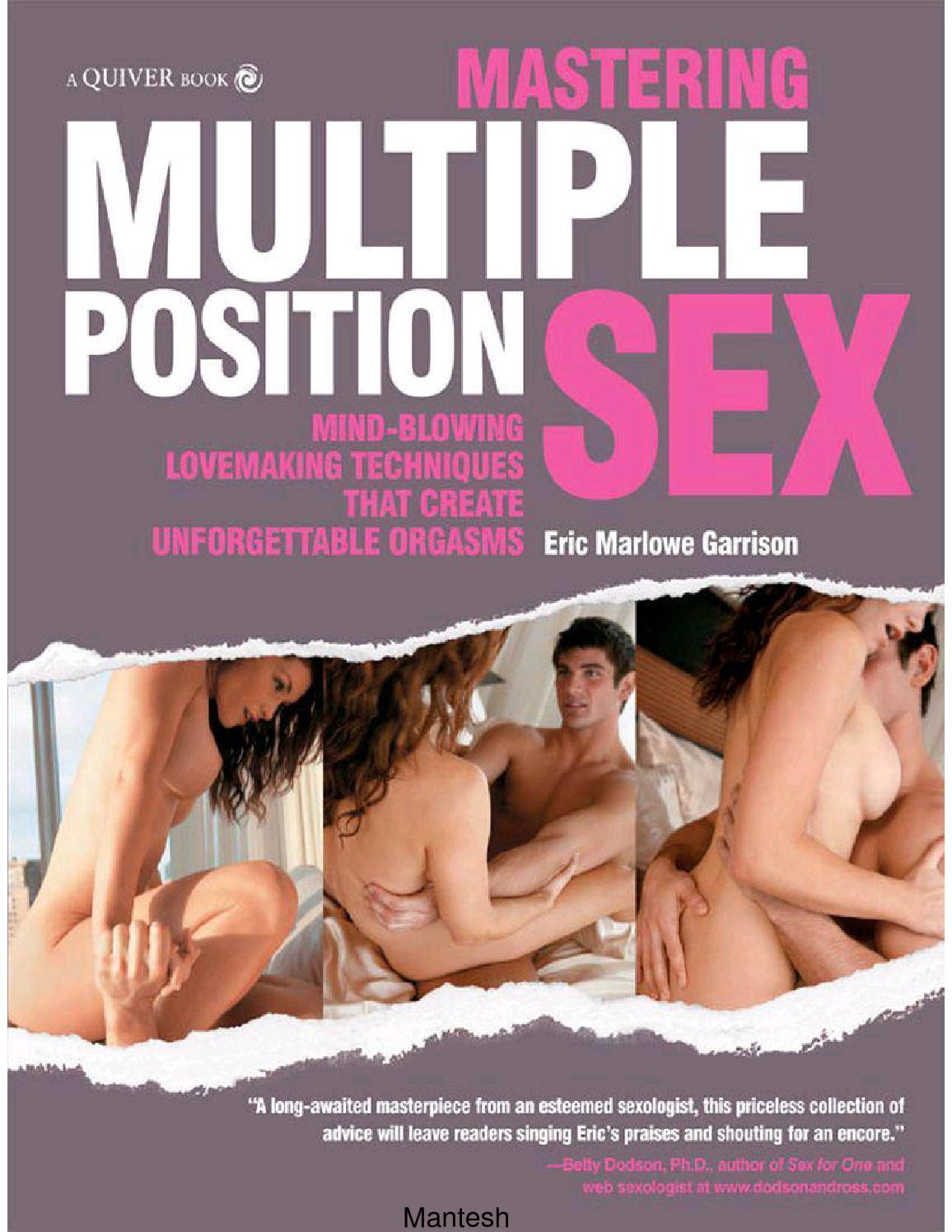 Hot nude wild sex position in humans erotic scene