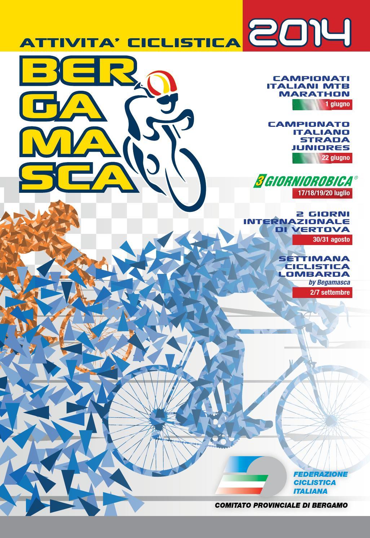 ISSUU - Calendario attivita ciclistica bergamasca 2014 by Alessandro ...