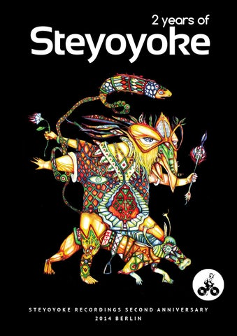 2 Years of Steyoyoke cover