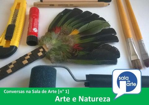 Conversas na Sala de Arte [n° 1] - Arte e Natureza
