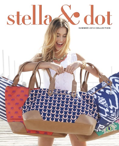US 2014 Summer Lookbook Stella & Dot, mobile