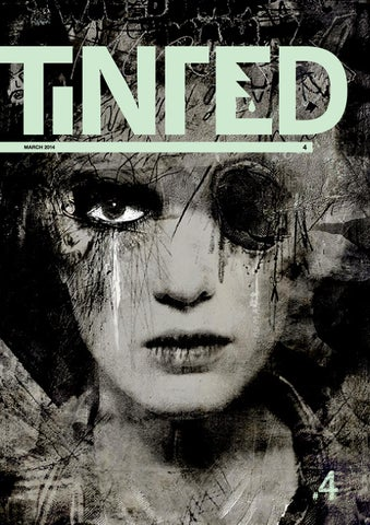 TINTED no.4 cover