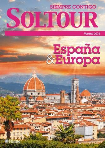 Soltour España Europa 2014