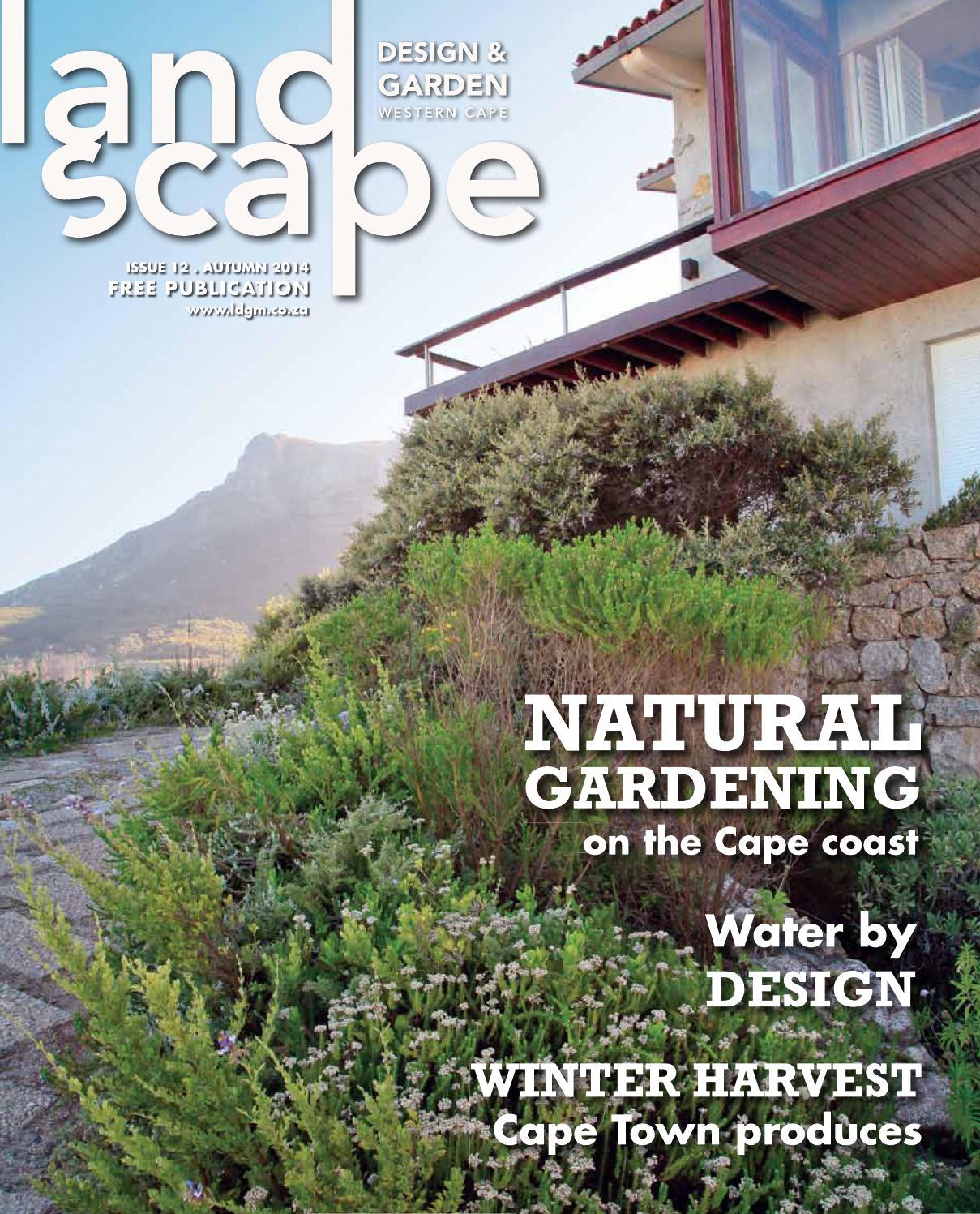 Landscape Design U0026 Garden Magazine - Autumn 2014 By Landscape Design And Garden Magazine