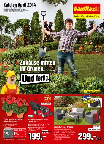 Baumax angebote 31marz 12april2014