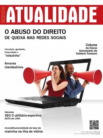 18 Edição - Revista Atualidade