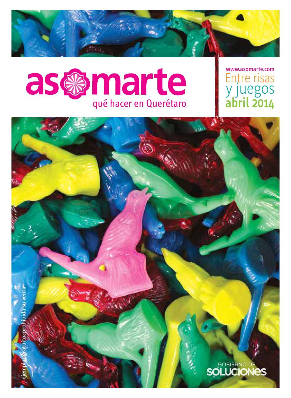 ISSUU - Entre risas y juegos by asomarte revista