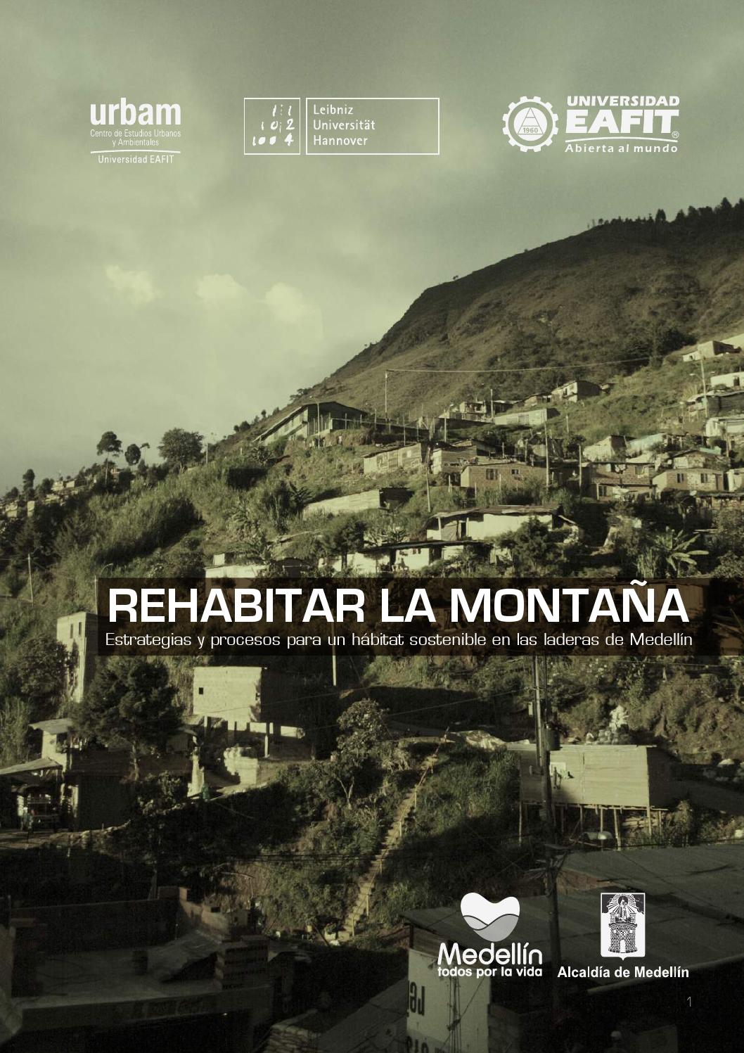 Issuu Rehabitar La Montana By Universidad Eafit
