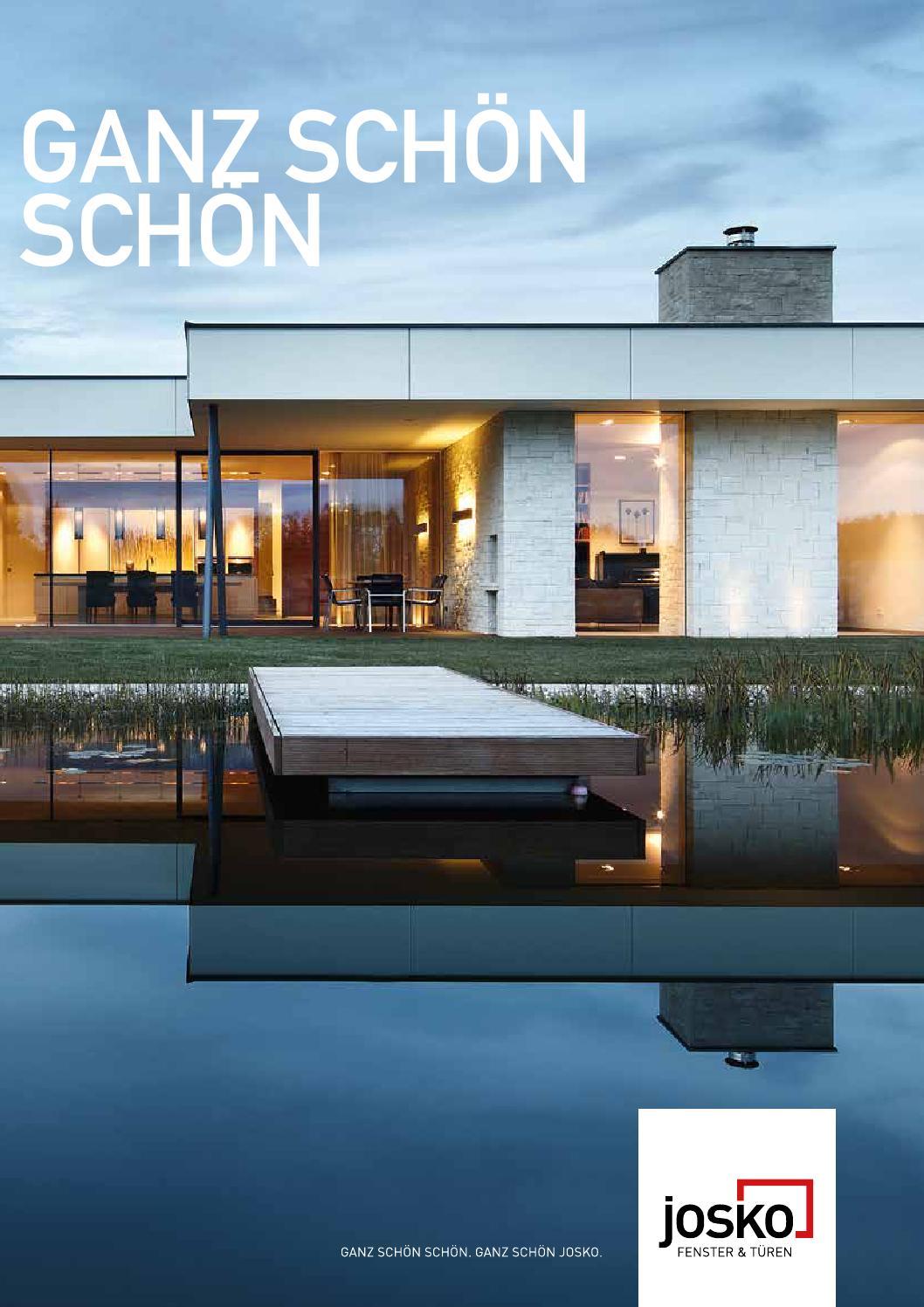 issuu ganz sch n sch n by josko fenster und t ren. Black Bedroom Furniture Sets. Home Design Ideas