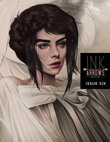 ISSUE SIX - INK & ARROWS MAGAZINE cover