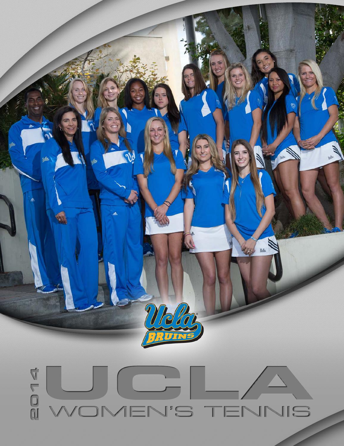 issuu 2014 ucla womens tennis media guide by ucla athletics