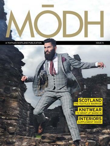 MŌDH Magazine, 2014 cover