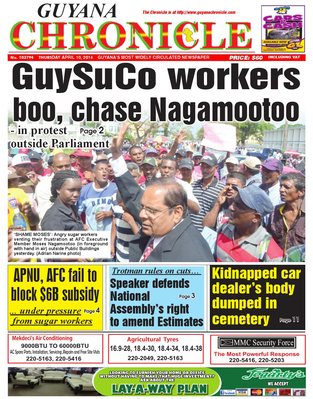 ISSUU - Guyana chronic...