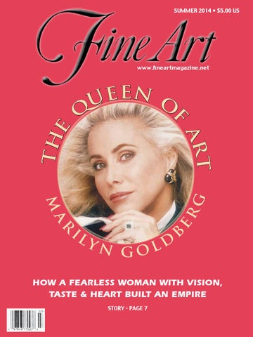 The cover of marilyn_goldberg_all