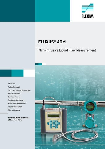 Flexim Company Brochure