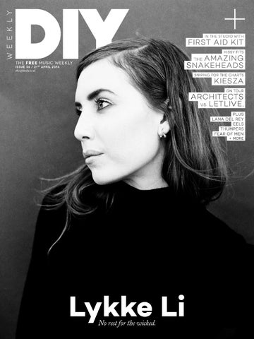 DIY Weekly, 21st April 2014 cover