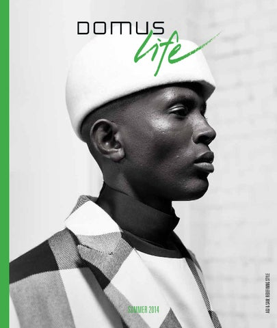 Domus Life Summer 2014 cover