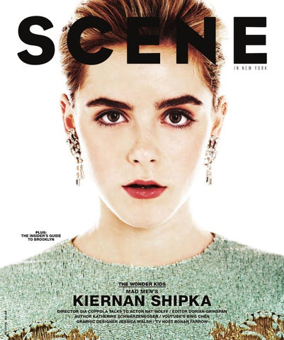 SCENE May 2014 cover