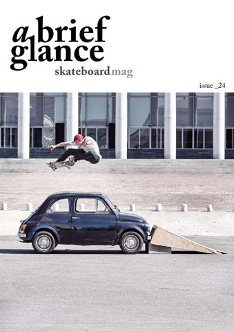 a brief glance issue_24 cover