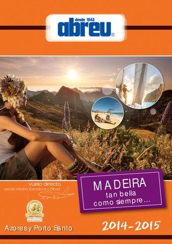 Viajes Abreu Madeira 2014