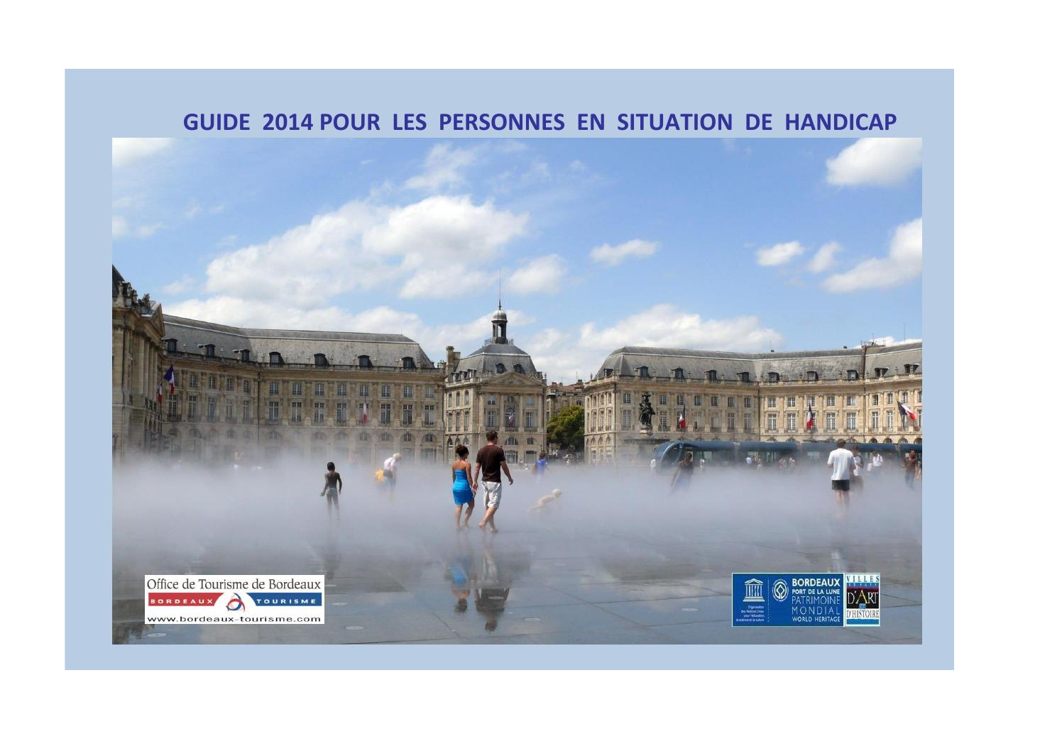 Page - Office du tourisme de bordeaux ...
