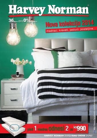 Prelistajte nove Harvey Norman akcijske kataloge tehnike i opreme za spavanje (madraci, kreveti, jastuci, posteljine...) i provjerite nove kolekcije i modele za sezonu 2014.