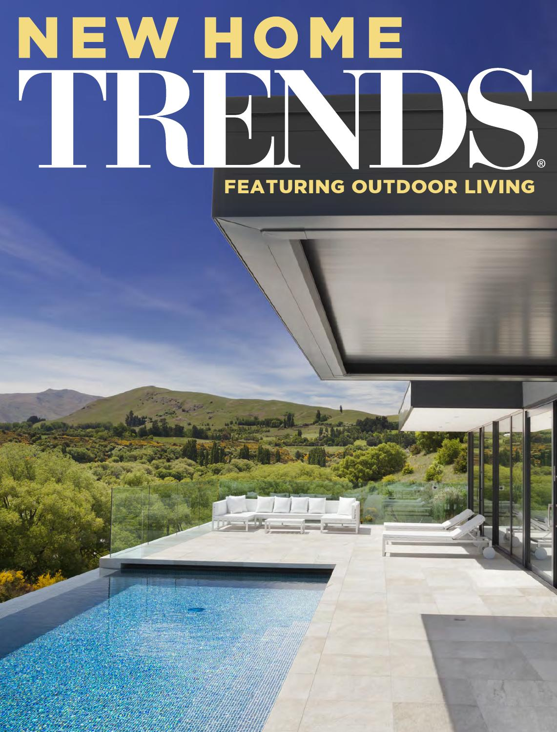 Issuu new home trends new zealand vol 30 01 by for Trends in new homes