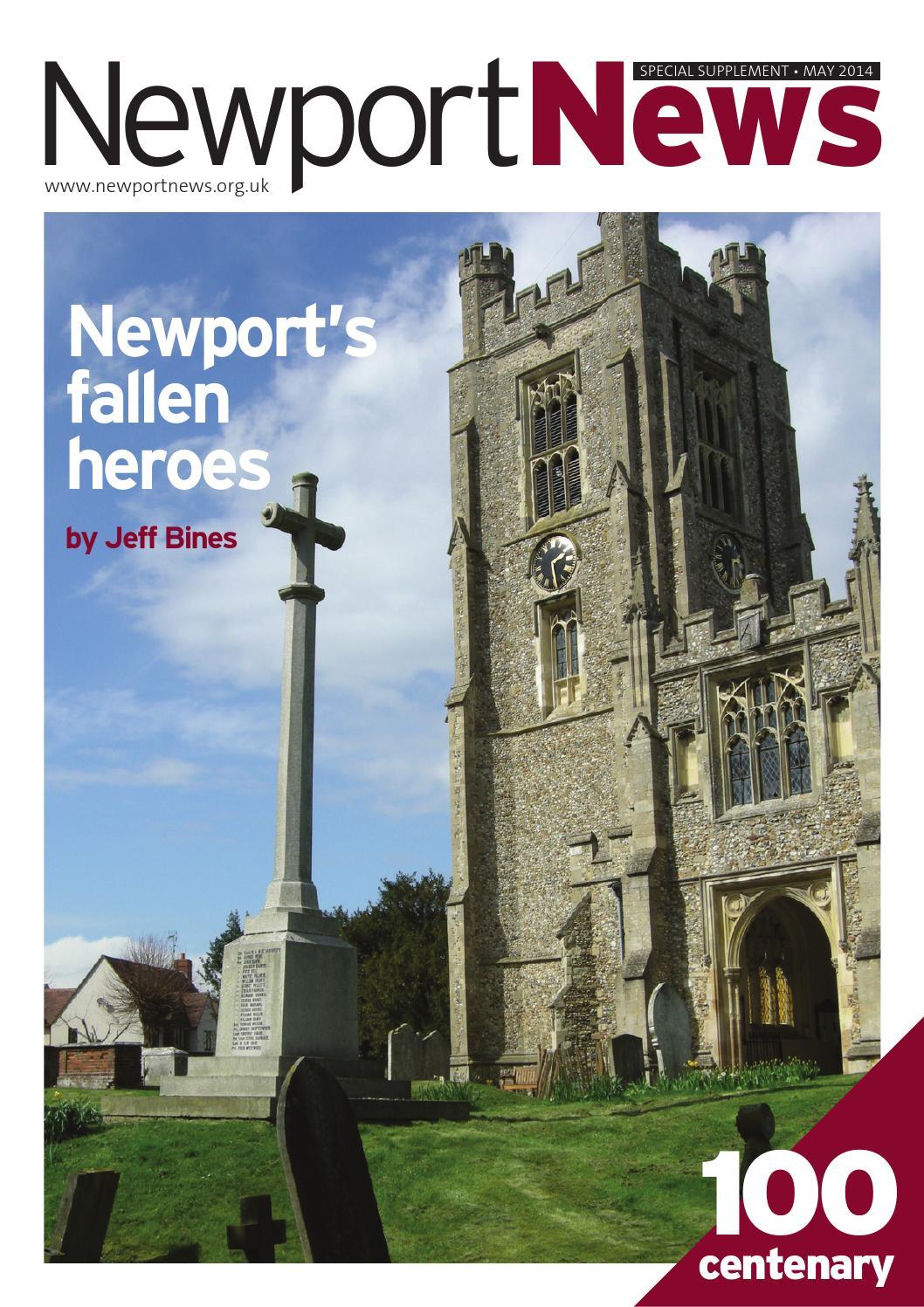 ISSUU - Newport News: Newport's fallen heroes by The Design Mill